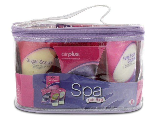 The limited-edition Airplus Spa Value Pack, $12.99