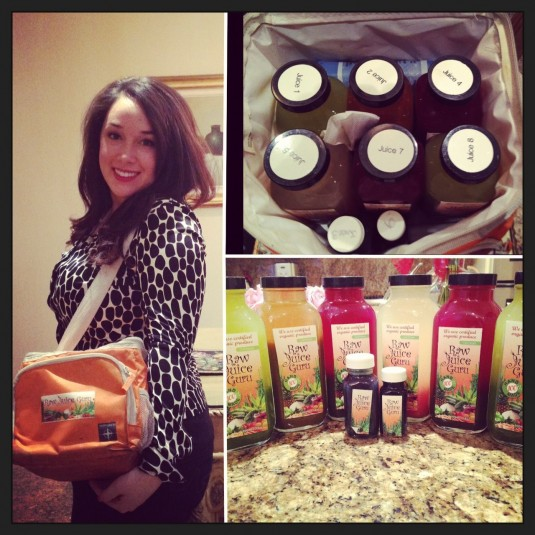 Raw Juice Guru - Day 1 - STephanie Fusco - Review