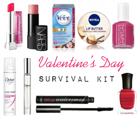 Valentine's Day Beauty Products - Stephanie Fusco