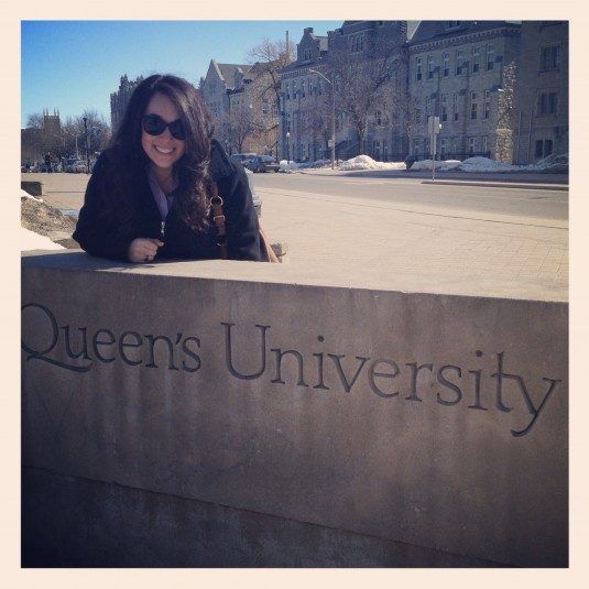 Stephanie Fusco - Queen's University
