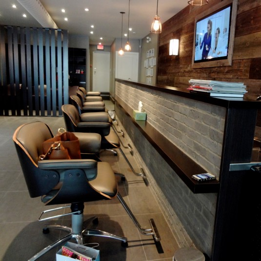Toronto Hair Salon Brixton Parlour - Stephanie Fusco - colour bar
