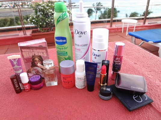 Vacation Beauty Essentials - Stephanie Fusco