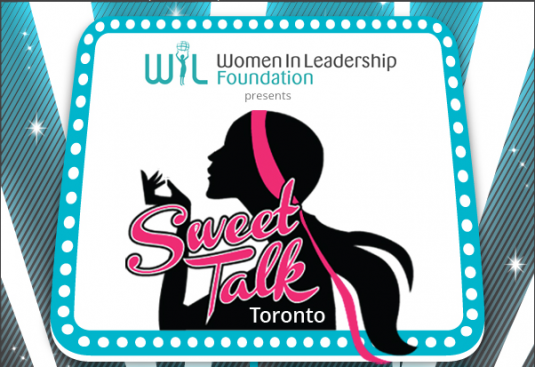 Women in Leadership  - Sweet Talk Toronto