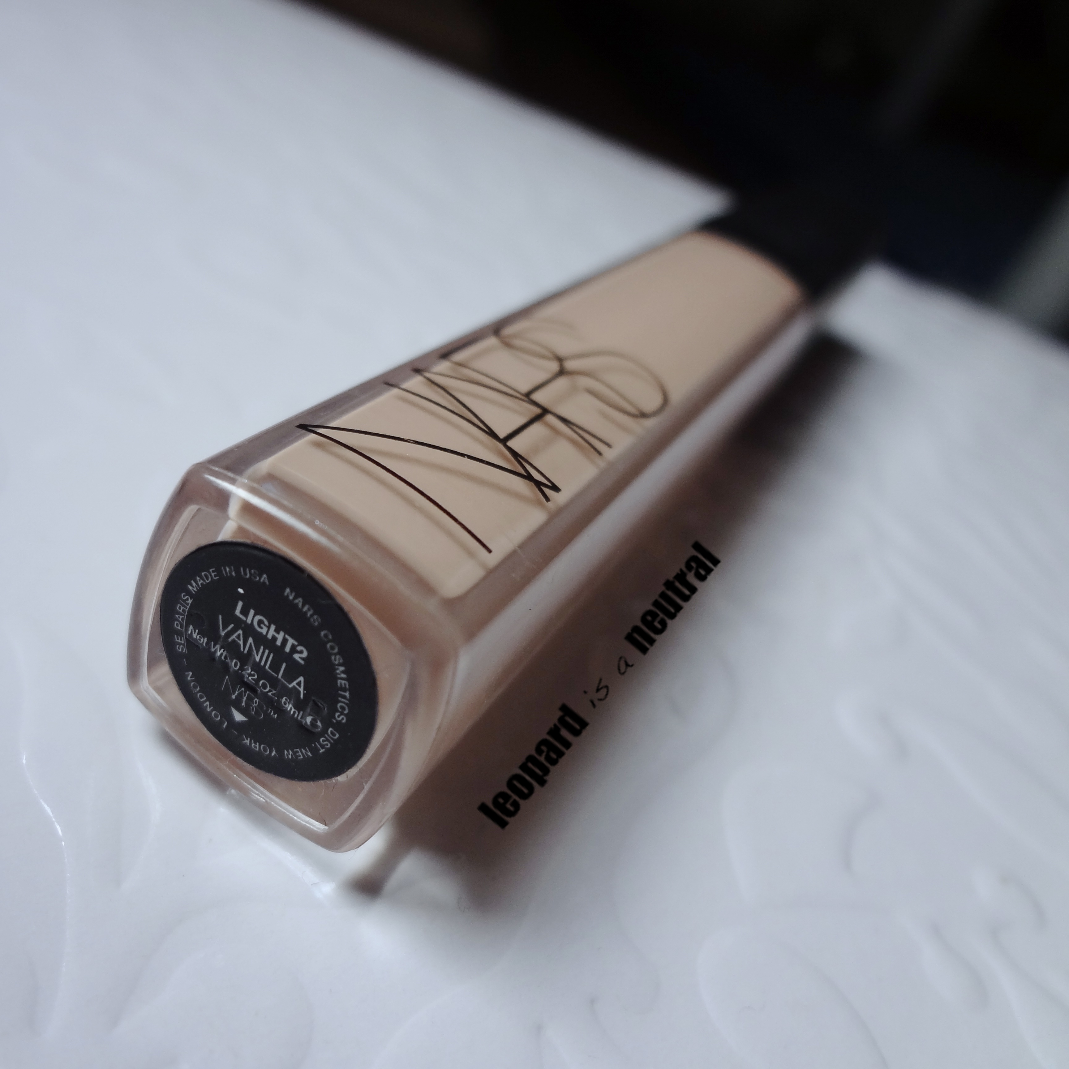 You may never need to sleep again: NARS Radiant Creamy Concealer ...