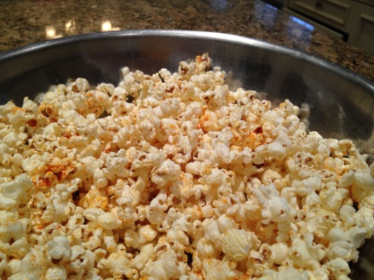 Perfect Homemade Popcorn - Stephanie Fusco - Leopard Is A Neutral