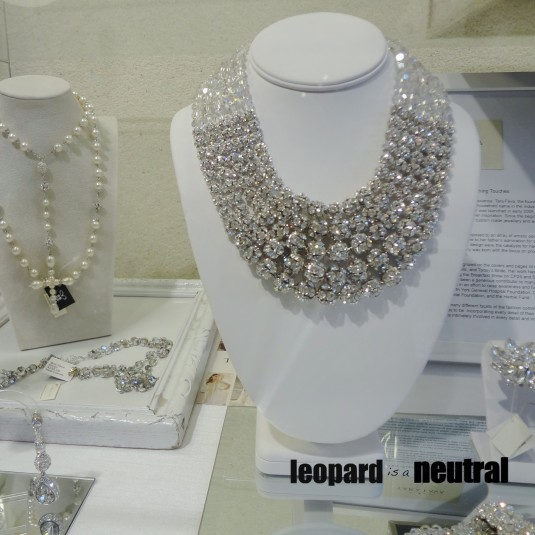 The Black Box Boutique Trunk Show - Bridal Jewelry - Leopard is a Neutral