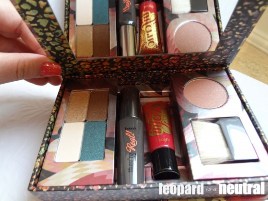 Benefit Cosmetics - Matthew Williamson Collaboration - The Rich is Back set
