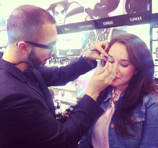 Stephanie Fusco and Jose Riviera Benefit Cosmetics - The Rich is Back