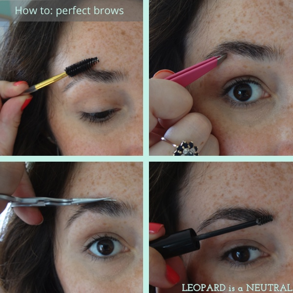 How to - Perfect Brows - Gimme Brow Review