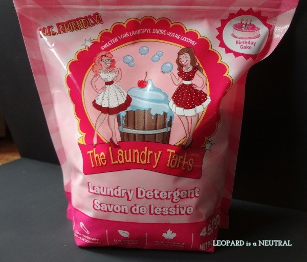 Laundry Tarts Vegan Detergent Review