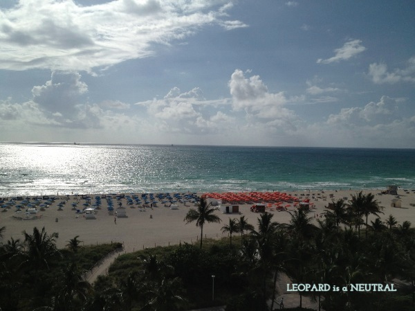Loews Miami Beach Sunrise