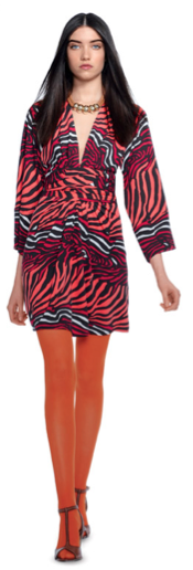 Banana Republic Issa Collection animal print dress