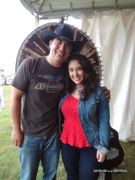 Stephanie Fusco Jason Easton Boots & hearts 2013 - Chevrolet Canada