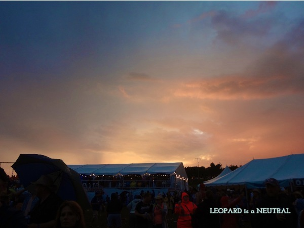 Sunset - Boots & Hearts 2013