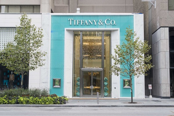 Tiffany Bloor St Facade
