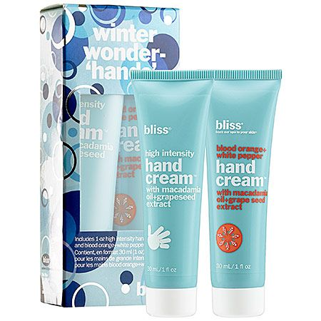 Bliss Winter Wonder-hands