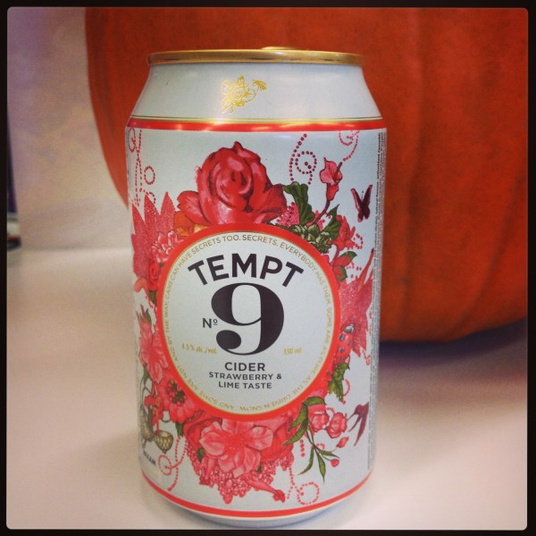 Tempt Cider No 9 Review