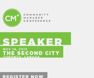 CM1 Community Manager Conference Toronto Speaker - Stephanie Fusco