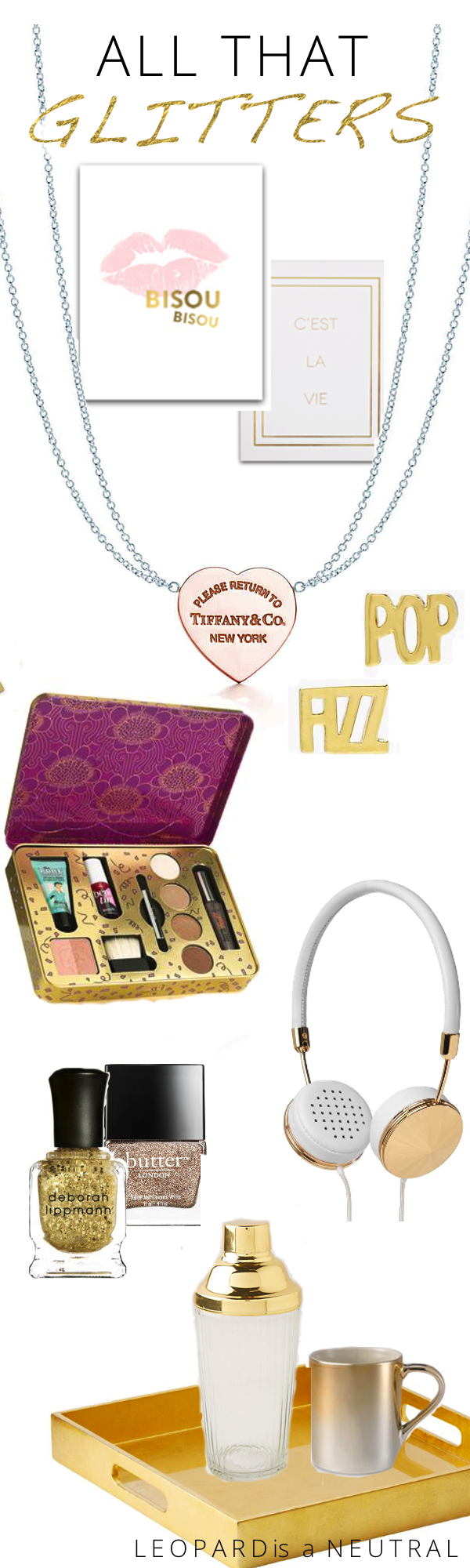 All that Glitters gift guide Holiday 2013