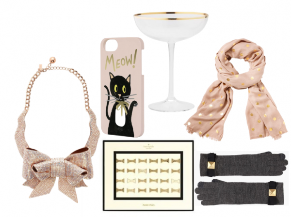 Blush & Gold Must-Haves