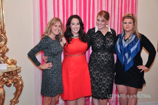 Stephanie Fusco engagement party - Queen's friends