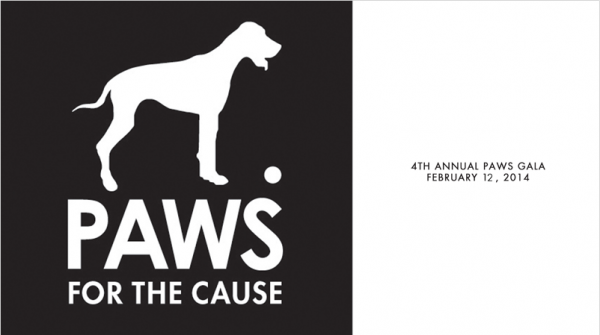 Paws for the Cause 2014