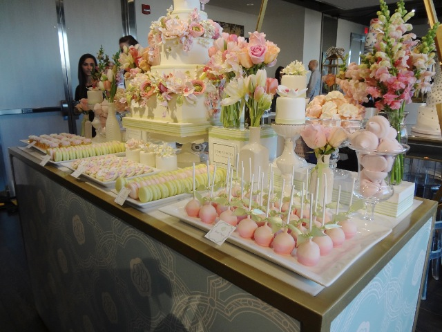 Bobbette Belle Spring Sweet Table inspiration