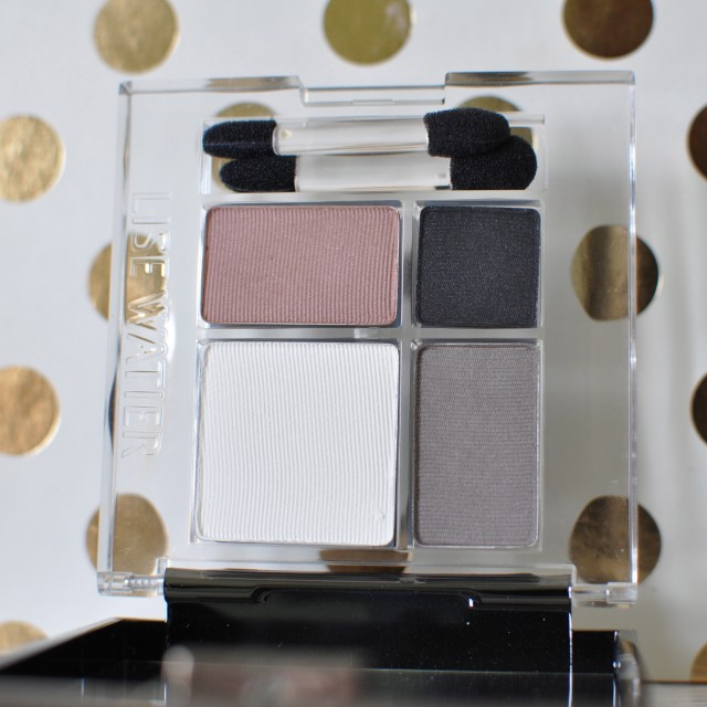 Lise Watier Spring 2014 - Imagine Les Mats Eyeshadow Quartet