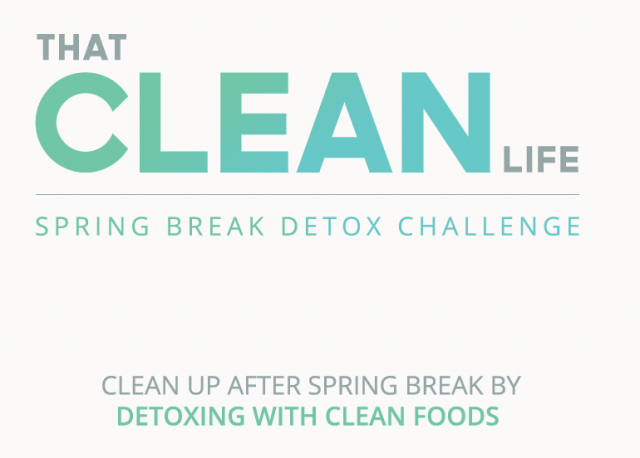 That Clean Life Spring Detox Challenge Review