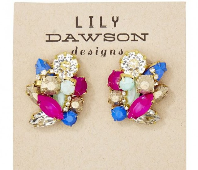 Etsy at Indigo - Lily Dawson Earrings