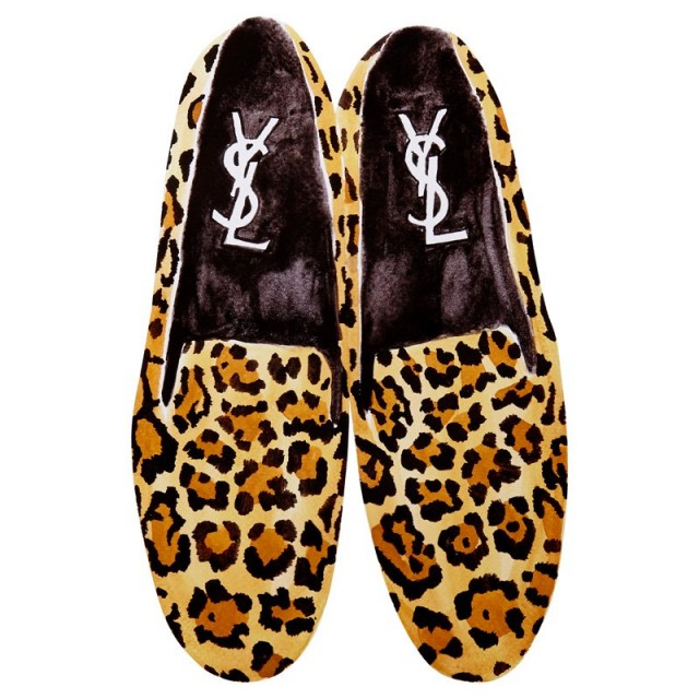 Etsy at Indigo - The Aestate YSL Loafers Print