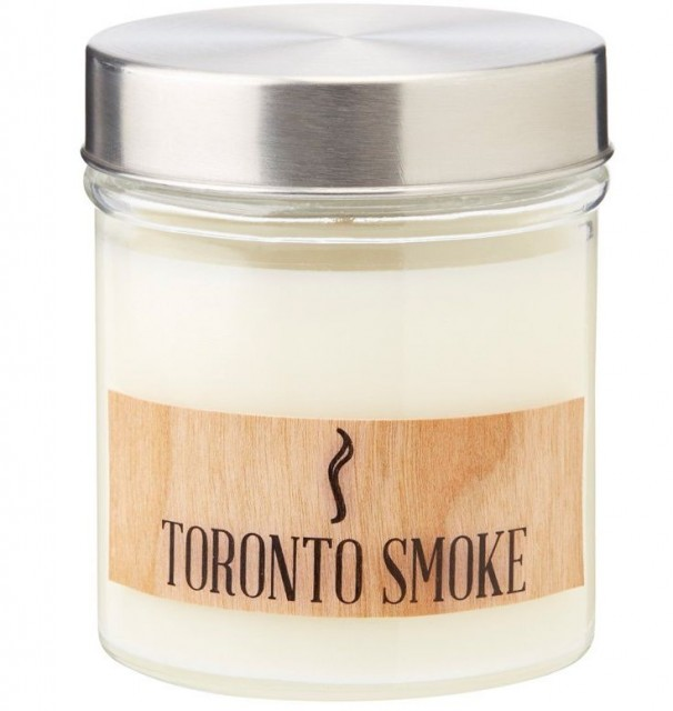 Etsy at Indigo - Toronto Smoke Candle