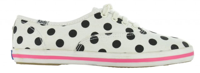 Keds for Kate Spade Polka Dot