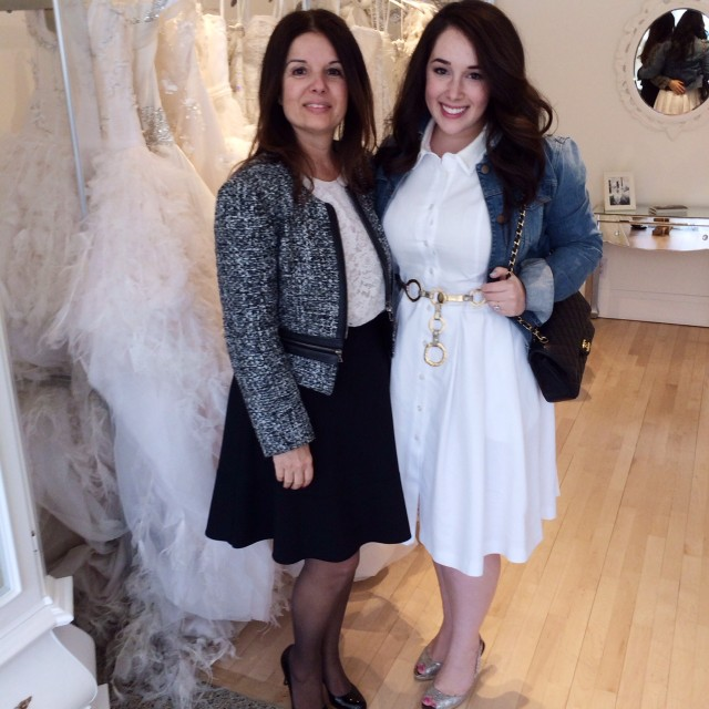 Luxe Shopping Experiences Toronto Review - Stephanie and Anna Fusco