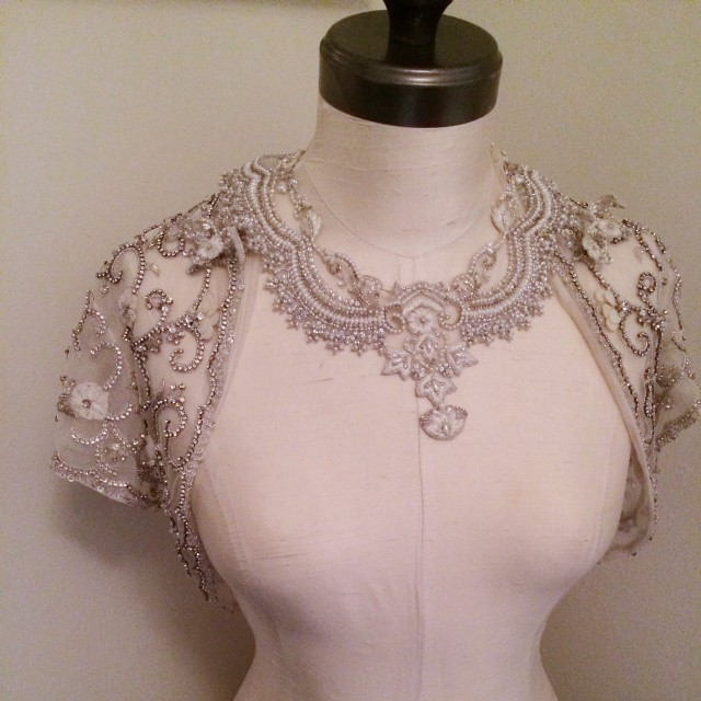 Luxe Shopping Experiences Toronto Review - white bridal accessories