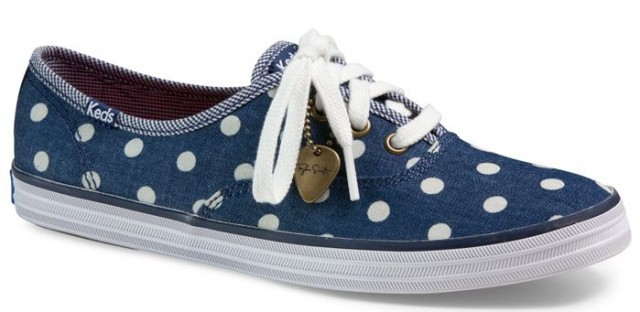 Taylor Swift for Keds polka dot