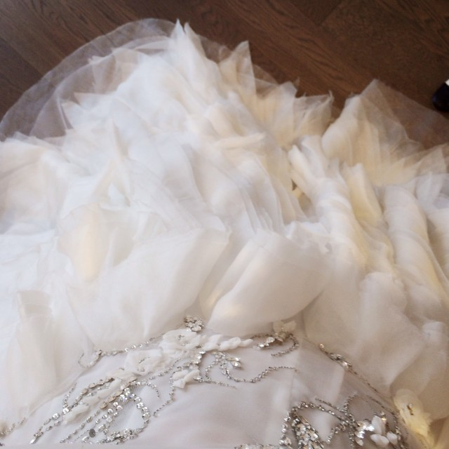 Where to buy a wedding dress in Toronto