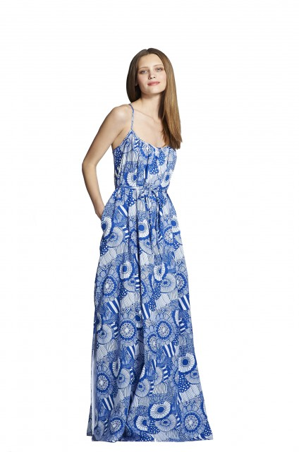Banana Republic Marimekko patio dress