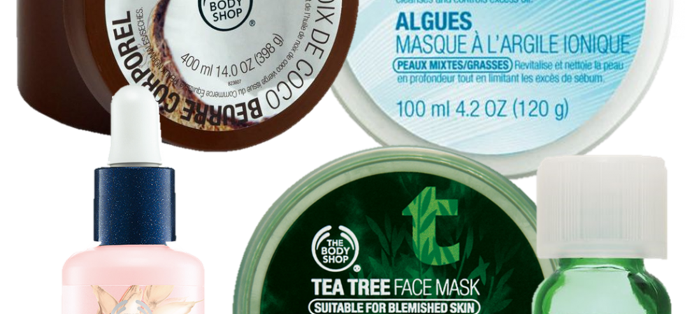 Best Items from The Body Shop