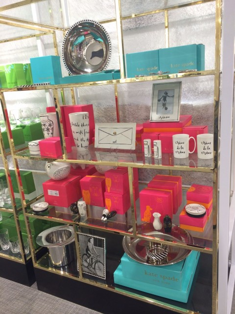 Hudson's Bay Registry 7th Floor - Kate Spade