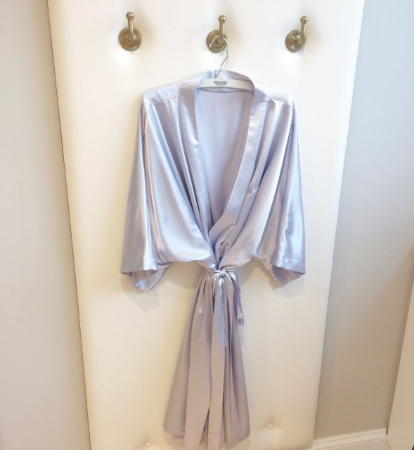 Kleinfeld Canada launch - bridal robes