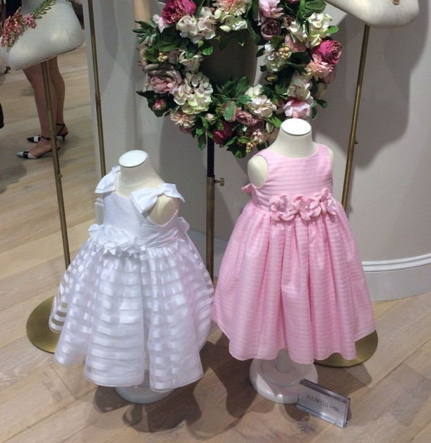 Kleinfeld Canada launch - flower girl dresses