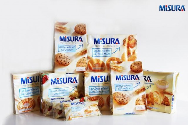 Misura cookies treats pasta giveaway review toronto
