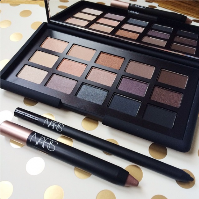NARS Narsissist Eye Shadow Palette Review
