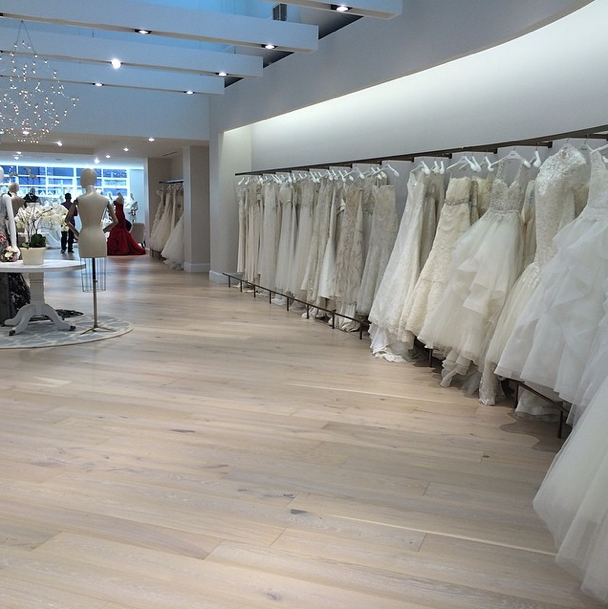 Kleinfeld Canada wedding dress experience