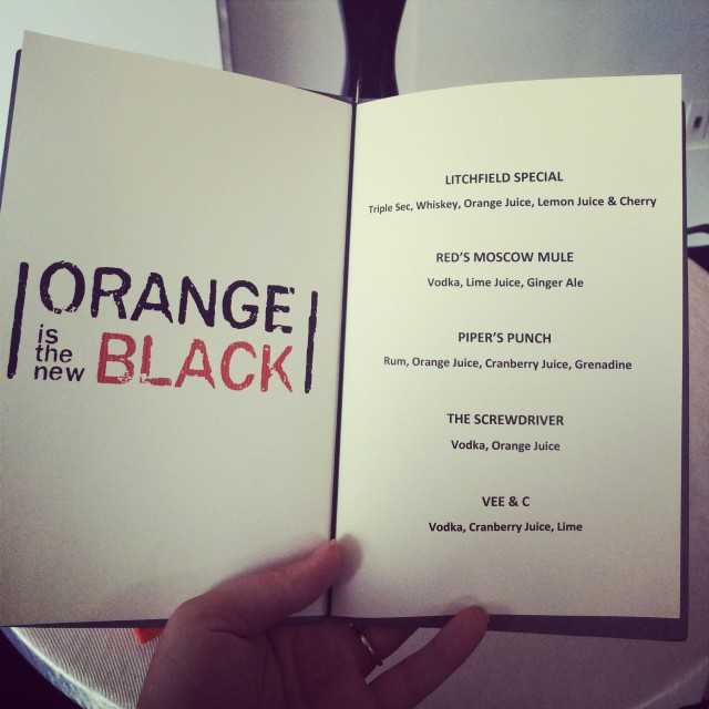 Orange is the New Black Season 2 Premiere