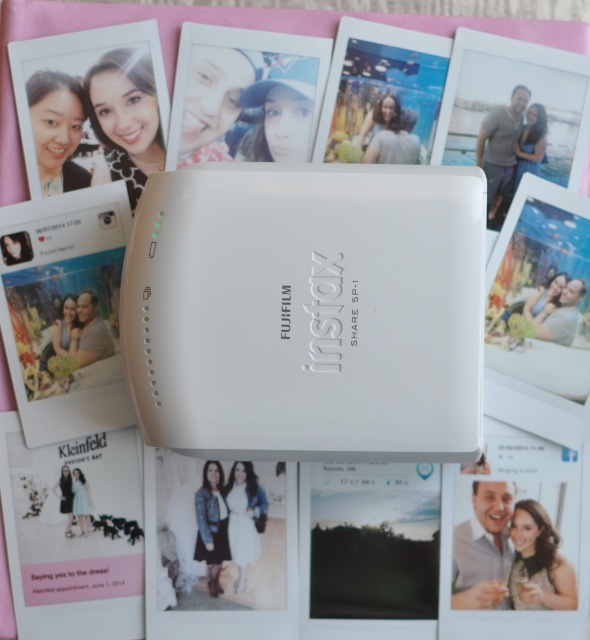 Wireless Smartphone Printer Fujifilm Instax Share Review