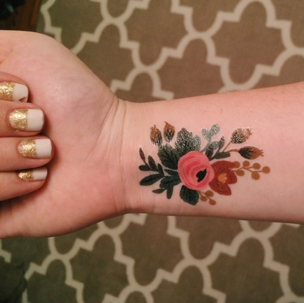 Rifle Paper Co Tattly