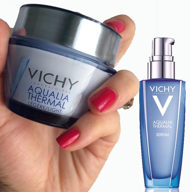 Vichy Aqualia Thermal Serum Cream Review