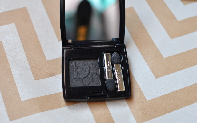 Diorshow Mono Pop Eye Shadow it Kohl swatch review
